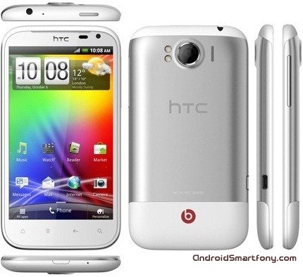 Hard reset HTC Sensation, как сделать?