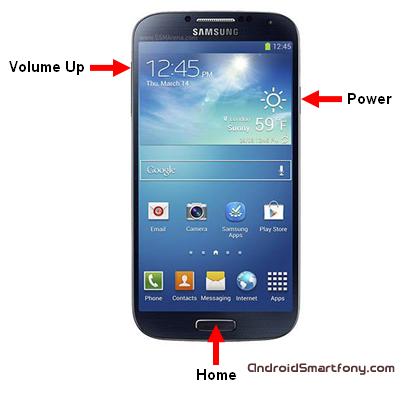 Как выполнить полный сброс данных (hard-reset) на Samsung Galaxy S4 GT-I9500