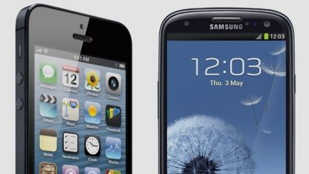 Battle Samsung Galaxy vs iPhone - ���������, ��� �����?