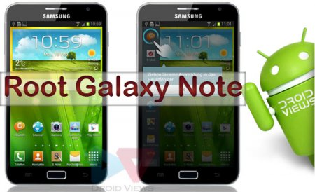 ��� �������� Root ����� �� Samsung Galaxy Note?