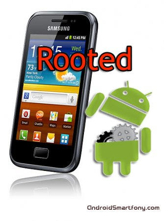Получение Root прав на Samsung Galaxy Ace Plus GT-S7500