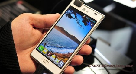 Забыли ключ? Снимаем графическую блокировку на LG Optimus L7, P705