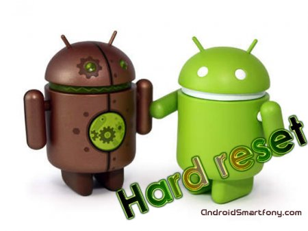 ��� ������� hard reset android
