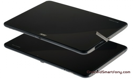 ����� �������� �� Acer Iconia Tab a701 � a700 hard reset