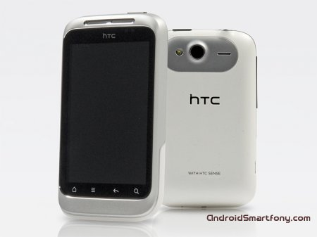 Как сделать hard reset HTC Wildfire S