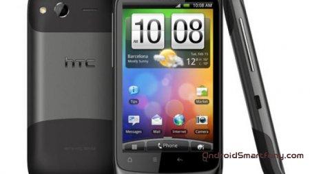 Hard reset HTC Desire инструкция