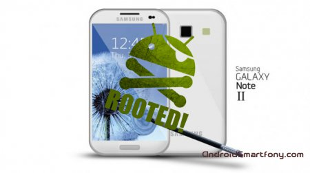 Как получить root-права на Samsung Galaxy Note 2 N7100 и N7102