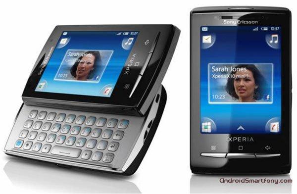 Инструкция Sony Ericsson X10 Mini