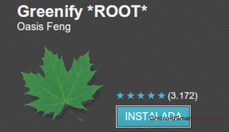 ���������� Greenify - ��������� ������ Android-��������� ��� root-�������������