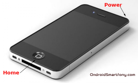 ��� ������� Hard Reset iPhone 4