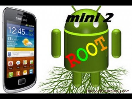 Как получить root-права на Samsung Galaxy Mini 2 GT-S6500