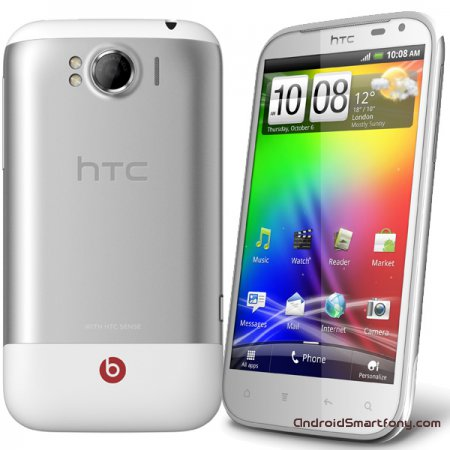 ��� �������� root-����� �� HTC Sensation XL