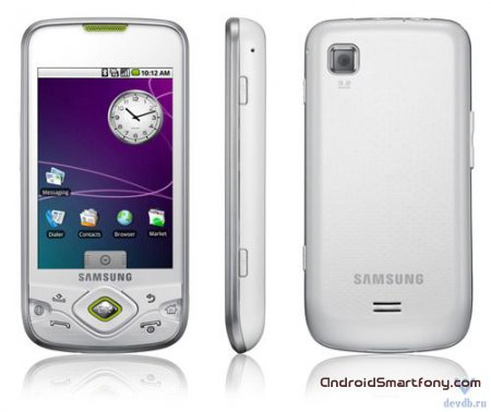 ��� �������� root-����� �� Samsung Galaxy Spica GT-I5700