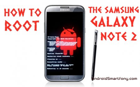 Root-права на Samsung Galaxy Note 2 N7100 и N7102