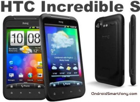 Получение root-прав на HTC Incredible S