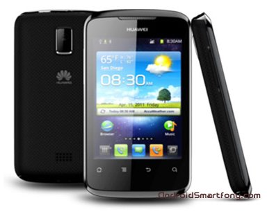 ��� �������� root-����� �� Huawei Ascend Y200