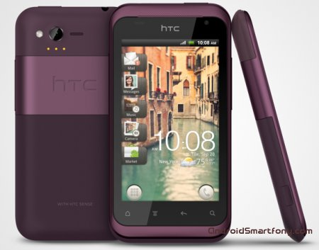 ��� �������� root-����� �� HTC Rhyme
