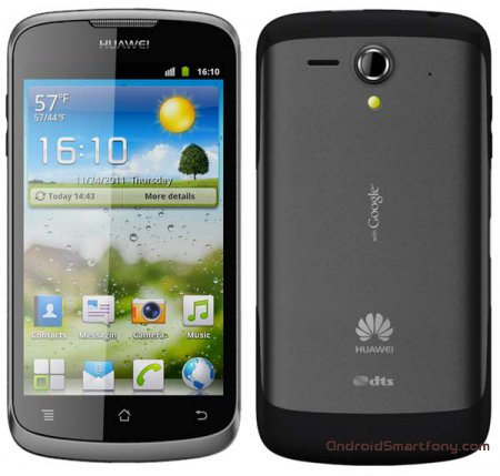 ��� �������� root-����� �� Huawei Ascend G300