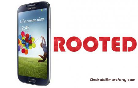 ��� �������� root-����� �� Samsung Galaxy S4 GT-I9505
