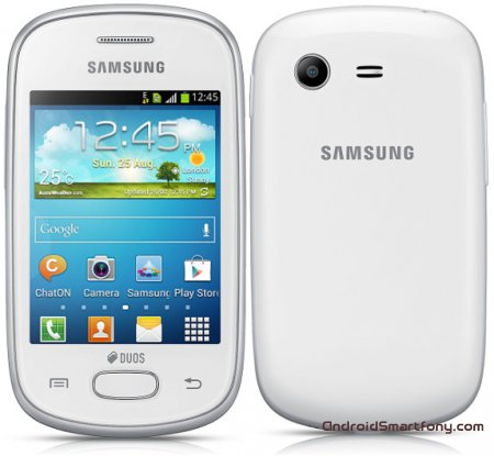 ��� �������� root-����� �� Samsung Galaxy Star Duos