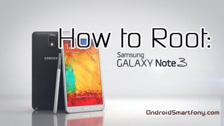 ��� �������� root-����� �� Samsung Galaxy Note 3
