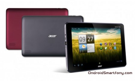 Hard reset планшета Acer ICONIA TAB A200