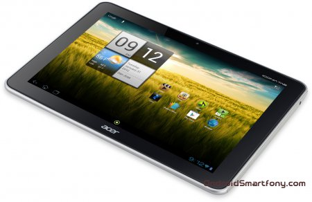 Прошивка Acer ICONIA TAB A210 (OS 4.0.4, 4.1.1)