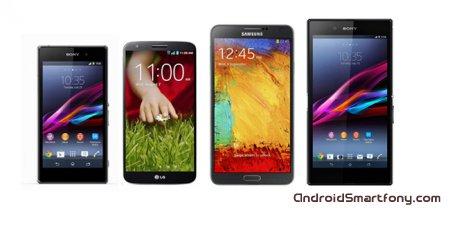 Самые мощные мобильные телефоны 2013