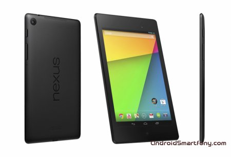 Прошивка Google Nexus 7 2013 WiFi