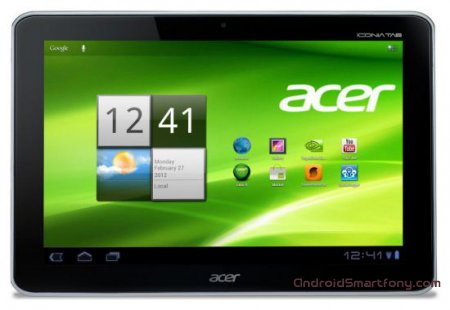 Hard Reset планшета Acer Iconia Tab A211