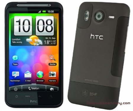 Делаем Hard Reset HTC Desire HD A9191
