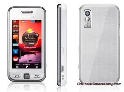 Hard Reset Samsung GT-S5230 Star - сброс настроек до заводских, разблокировка