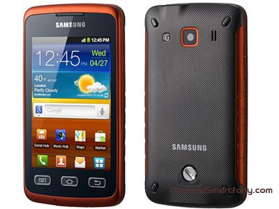 Hard Reset Samsung Galaxy Xcover S5690 - ����� �������� �� ���������, �������������