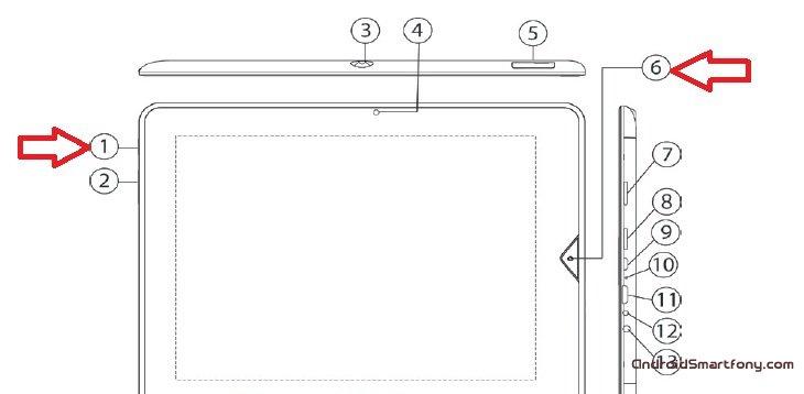 лежачий значок андроида с восклицательным знаком