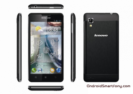 Смартфон Lenovo Ideaphone P780 – настройка Интернета