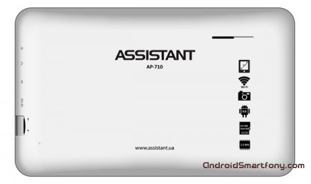 Assistant AP-715 hard reset, прошивка, сброс графического ключа и настроек