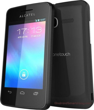 Hard Reset Alcatel pixi 4007d