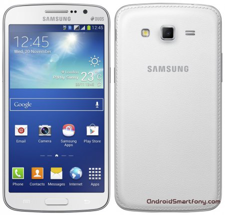 ����� ��������� Samsung Galaxy Grand 2 � ���������� ���� SIM-����