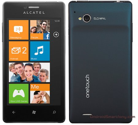 Alcatel One Touch 4030D Инструкция
