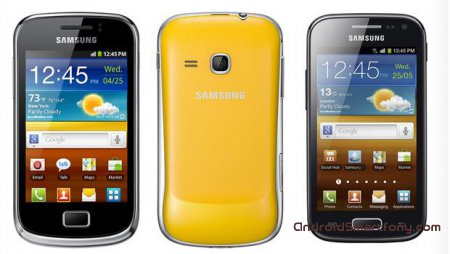 Hard Reset Samsung Galaxy mini 2 S6500