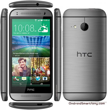 Смартфон HTC One Mini 2 – версия поменьше
