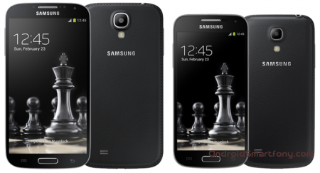 Samsung Galaxy S4 � Galaxy S4 Mini Black Edition