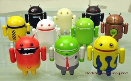 ��������� ��������� ROM'�� �� Android ����������. ������������� ����������