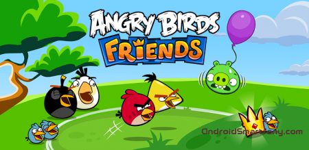 Angry Birds Friends - ����� ����������� ���� ���� �� �������