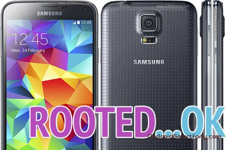 ��������� root-���� �� Samsung Galaxy S5