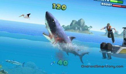 Скачать Игру Акула Голодная На Андроид - фото 5