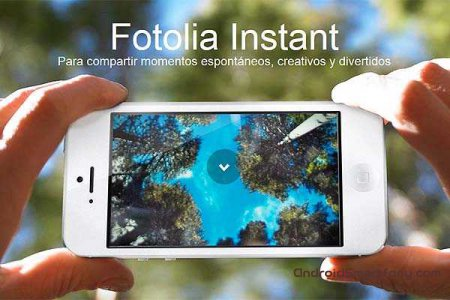 Fotolia Instant � ���������� ��� ��������� �� Android