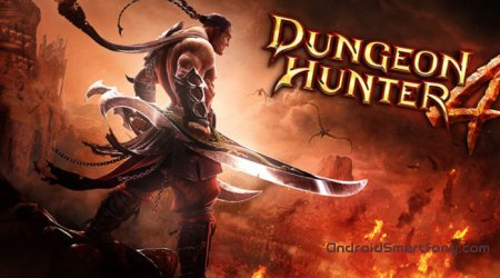 Dungeon Hunter 4 -Action RPG на Андроид