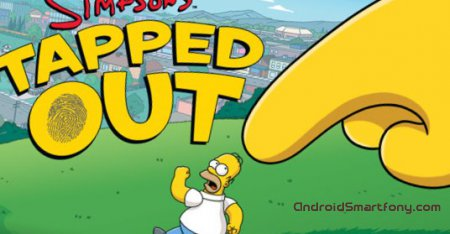 The Simpsons: Tapped Out - Симпсоны на Андроид