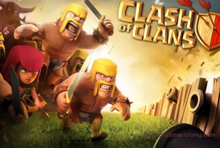 Clash of Clans - масштабная стратегия на Андроид